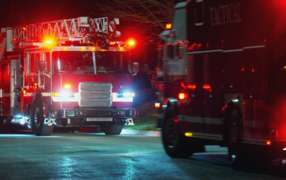 Move over: How to safely respond to emergency vehicles while driving