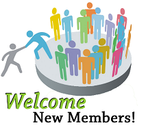 New Member Welcome