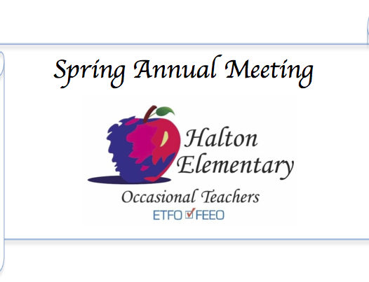 Spring Annual Meeting